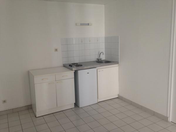 Appartement T1 bis - Coeur de Nantes