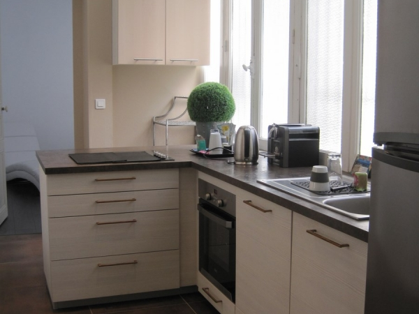 Appartement T3 - Nantes Lafayette