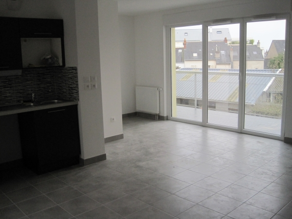 Appartement T3 - HAUTS PAVES
